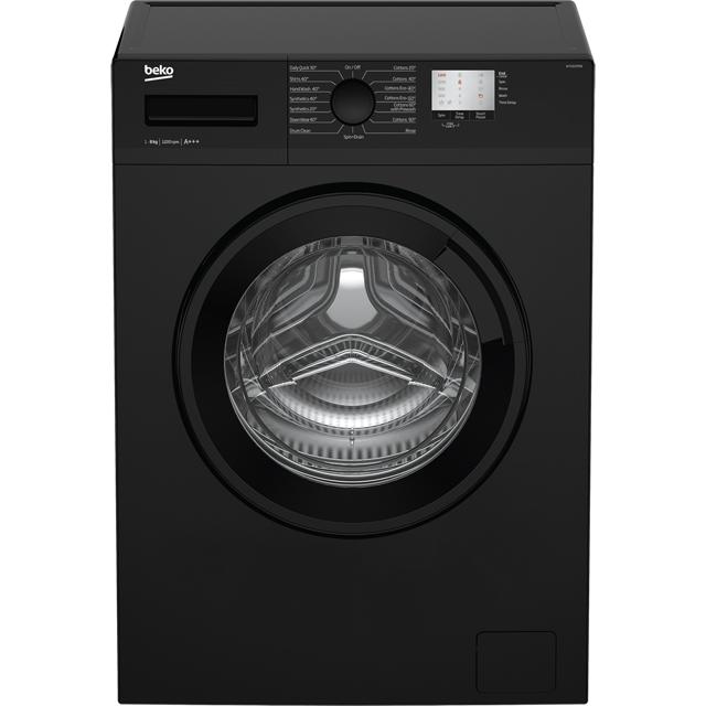 Beko WTG820M1B Free Standing Washing Machine Review