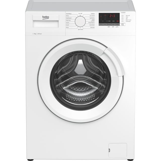 Beko WTL92151W 9Kg Washing Machine - White - WTL92151W_WH - 1
