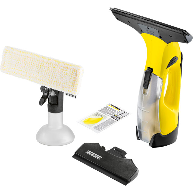 Karcher WV5 Window Vacuum Cleaner - Yellow - WV5_YE - 1