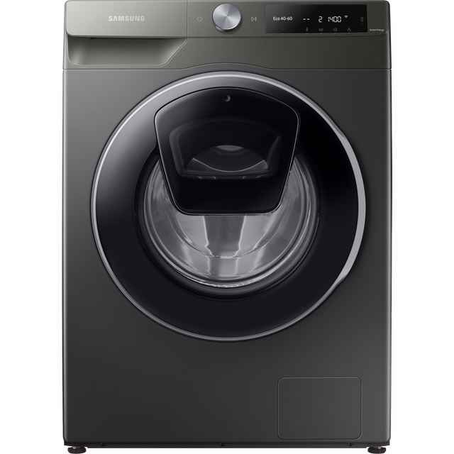 Samsung AddWash™ AutoDose™ WW10T684DLN Wifi Connected 10.5Kg Washing Machine with 1400 rpm - Graphite - A+++ Rated - WW10T684DLN_GH - 1