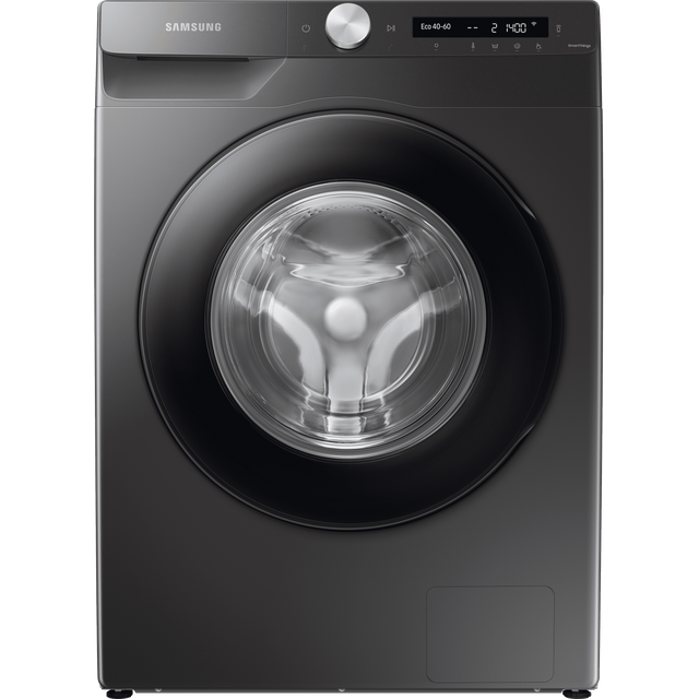 "Samsung AutoDoseâ""¢ WW80T534DAN Wifi Connected 8Kg Washing Machine with 1400 rpm - Graphite - A+++ R"