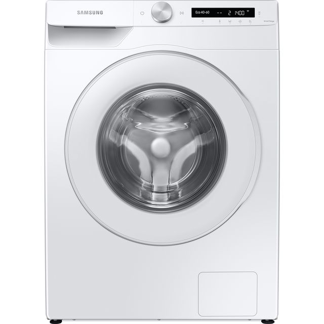 "Samsung AutoDoseâ""¢ WW80T534DTW Wifi Connected 8Kg Washing Machine with 1400 rpm - White - A+++ Rate"