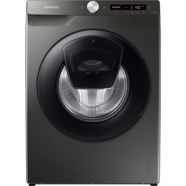 Samsung AddWash™ ecobubble™ WW80T554DAN 8Kg Washing Machine - Graphite - WW80T554DAN_GH - 1