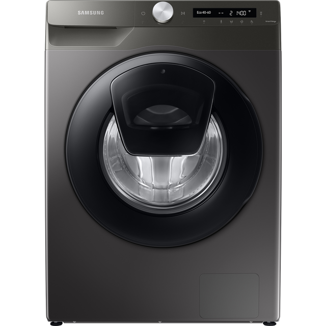 "Samsung AddWashâ""¢ ecobubbleâ""¢ WW80T554DAN Wifi Connected 8Kg Washing Machine with 1400 rpm - Graph"
