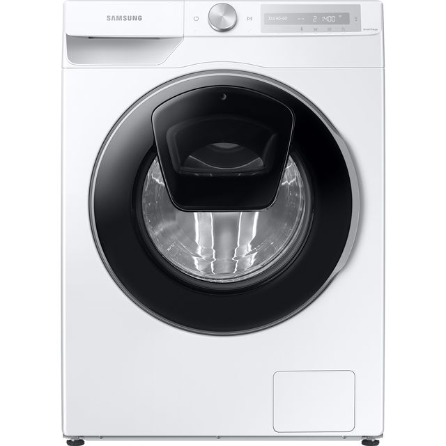 "Samsung AddWashâ""¢ AutoDoseâ""¢ WW80T684DLH Wifi Connected 8Kg Washing Machine with 1400 rpm - White"