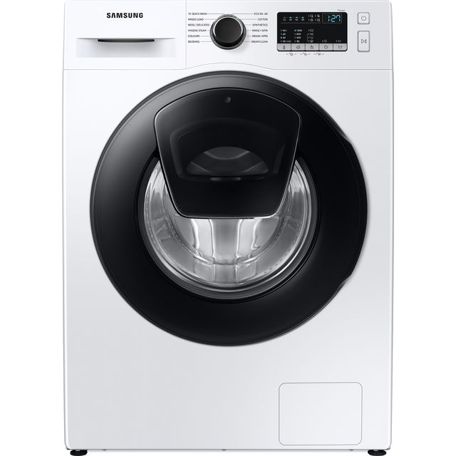 Samsung AddWash™ ecobubble™ WW90T4540AE 9Kg Washing Machine with 1400 rpm - White - A+++ Rated - WW90T4540AE_WH - 1