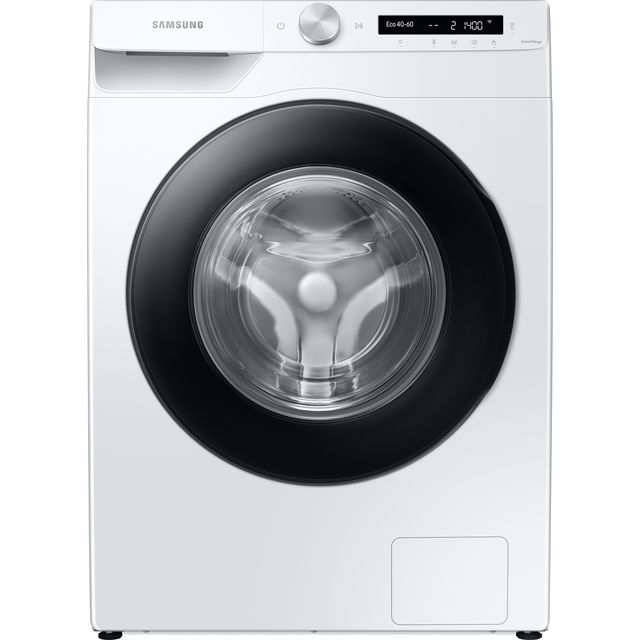"Samsung AutoDoseâ""¢ WW90T534DAW Wifi Connected 9Kg Washing Machine with 1400 rpm - White - A+++ Rate"
