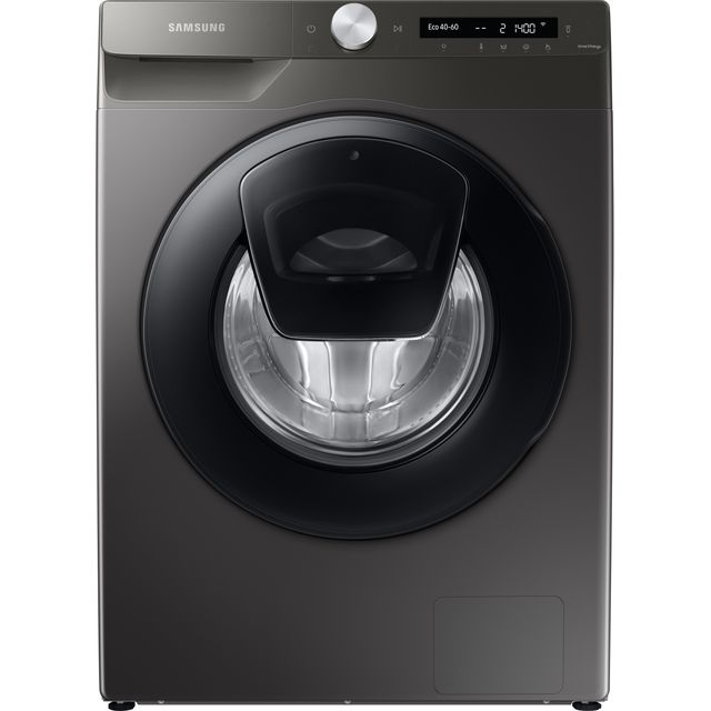 Samsung AddWash™ ecobubble™ WW90T554DAN Wifi Connected 9Kg Washing Machine with 1400 rpm - Graphite - A+++ Rated - WW90T554DAN_GH - 1