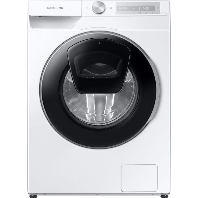 "Samsung AddWashâ""¢ AutoDoseâ""¢ WW90T684DLH Wifi Connected 9Kg Washing Machine with 1400 rpm - White"