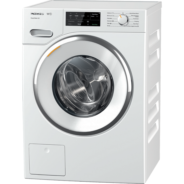 Miele W1 PowerWash WWI320 9Kg Washing Machine with 1600 rpm - White - A+++ Rated