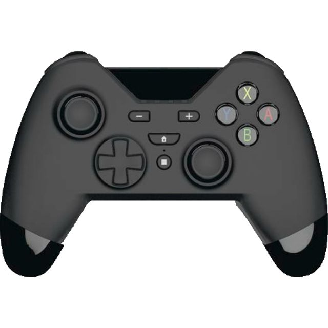 Image of Gioteck WX-4 Wireless Gaming Controller For Nintendo Switch - Black