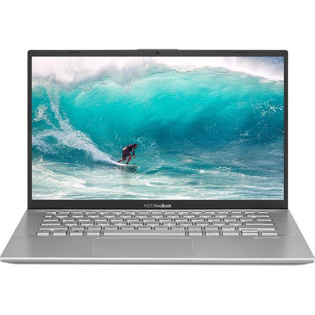 """Asus Vivobook X412FA 14"""" Laptop - Silver"""