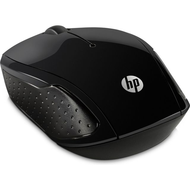 HP 200 Wireless USB Laser - Black - X6W31AA#ABB - 1