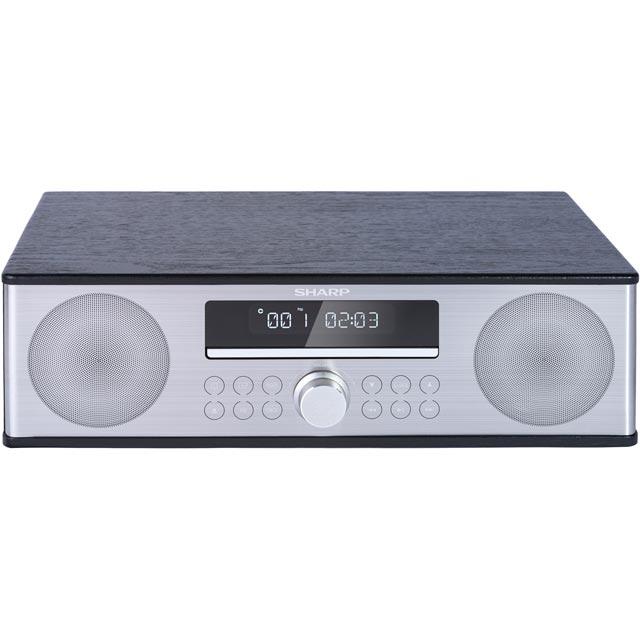 Sharp Audio XL-B715D Hi-Fi System in Black