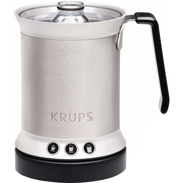 Krups XL200044 Milk Frother in Silver