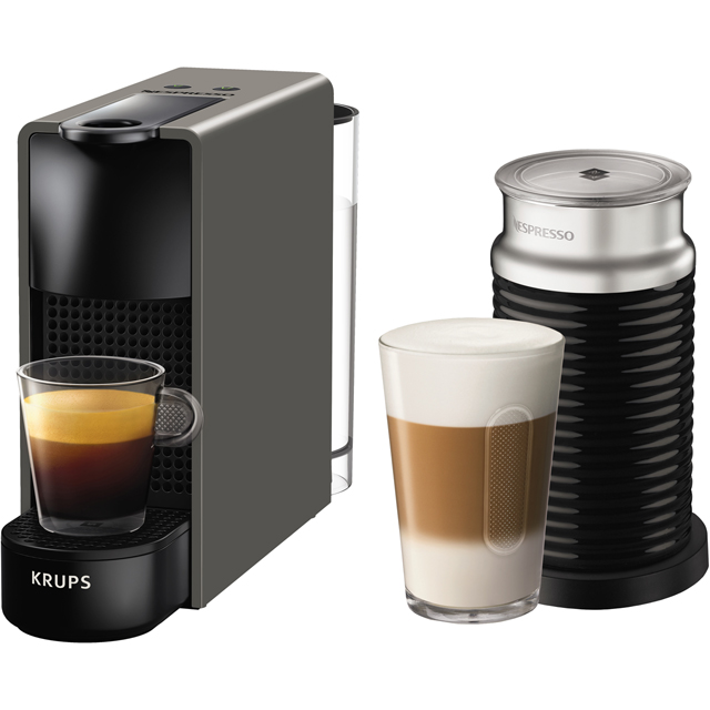 Nespresso by Krups Essenza Mini XN111B40 - Grey - XN111B40_GY - 1