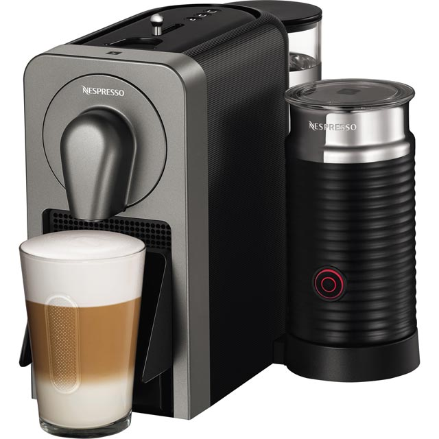 xn760b40 si nespresso by krups coffee machine. Black Bedroom Furniture Sets. Home Design Ideas