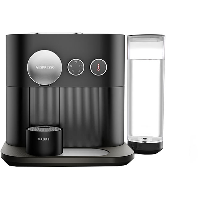 Nespresso by Krups Expert XN600840 Nespresso in Black