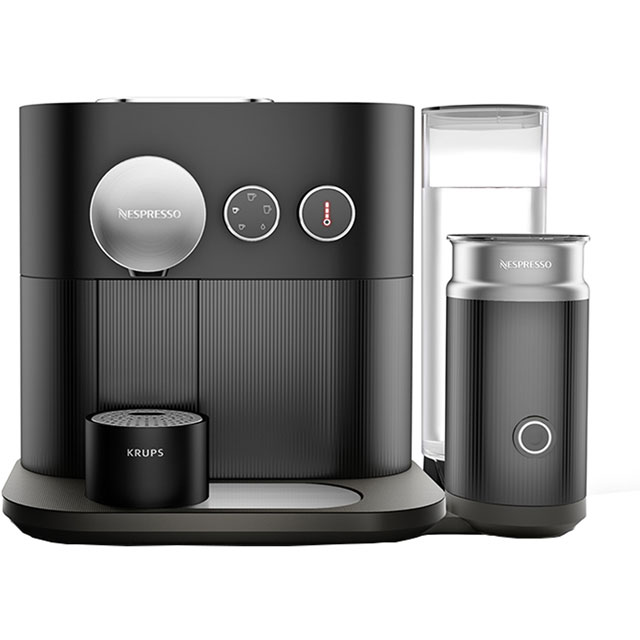 Nespresso by Krups Expert & Milk XN601840 - Black