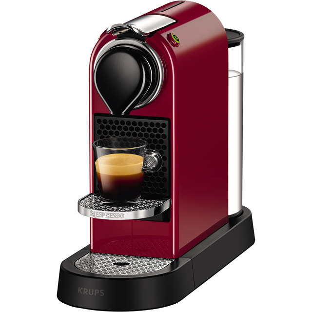Nespresso by Krups Citiz XN741540 - Red