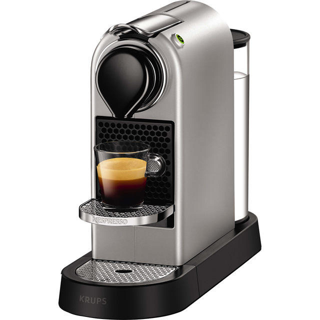 Nespresso by Krups Citiz XN741B40 Nespresso in Silver