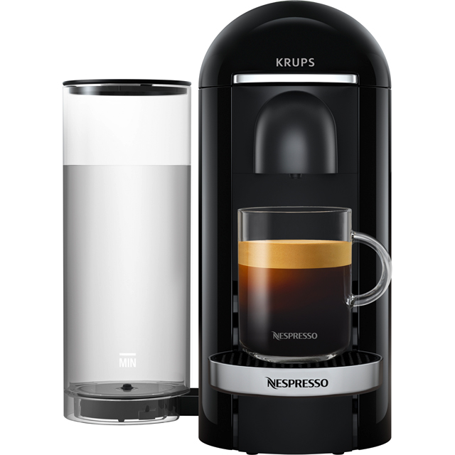 Nespresso by Krups VertuoPlus XN900840 Nespresso in Black