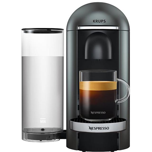 Nespresso by Krups VertuoPlus XN900T40 Nespresso in Titanium