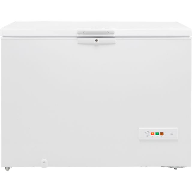 Whirlpool WHM31111 Chest Freezer - White - F Rated