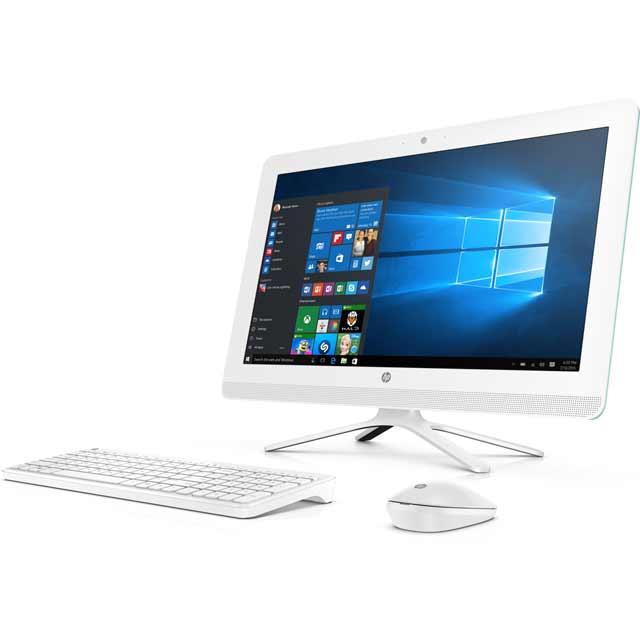 HP Y0Y84EA#ABU Desktop Pc in Dreamy Teal