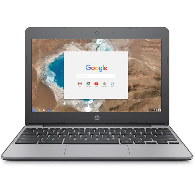 "HP 11.6"" Intel® Celeron® 4GB RAM - Grey"