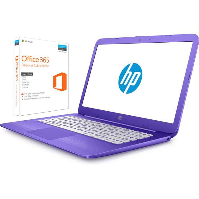 HP Z3D81EA#ABU Laptop in Violet Purple