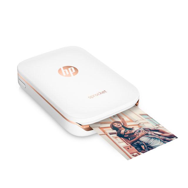 HP Sprocket Printer - White