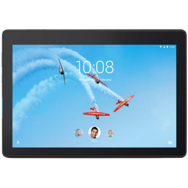 "Lenovo 10.1"" 16GB Wifi Tablet - Slate - ZA470037GB - 1"