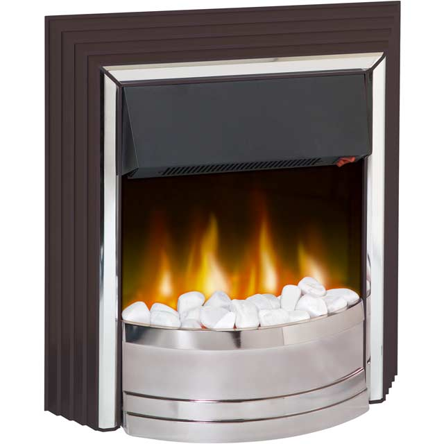 Dimplex Zamora ZAM20 Coal / Pebble Bed Freestanding Fire - Black - ZAM20_BK - 1