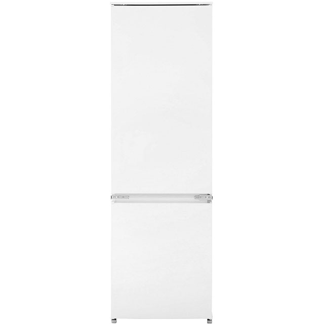 Zanussi Integrated 70/30 Frost Free Fridge Freezer with Sliding Door Fixing Kit - White - A+ Rated