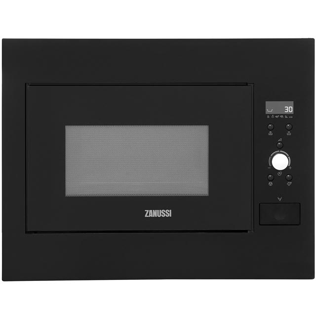 Zanussi Built In Microwave - Black