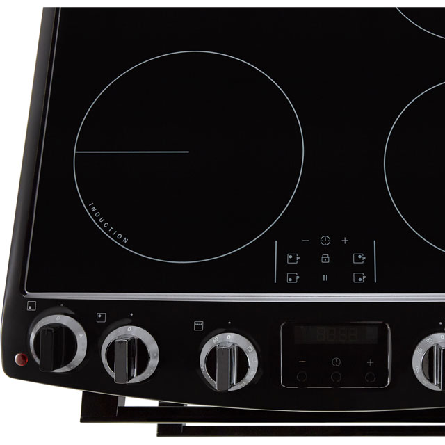Zanussi ZCI66250WA Electric Cooker - White - ZCI66250WA_WH - 5