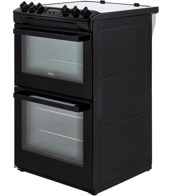 Zanussi ZCV46250BA Electric Cooker - Black - ZCV46250BA_BK - 4