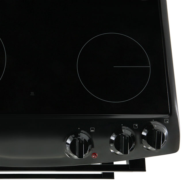 Zanussi ZCV66080XV Electric Cooker - Stainless Steel - ZCV66080XV_SS - 3