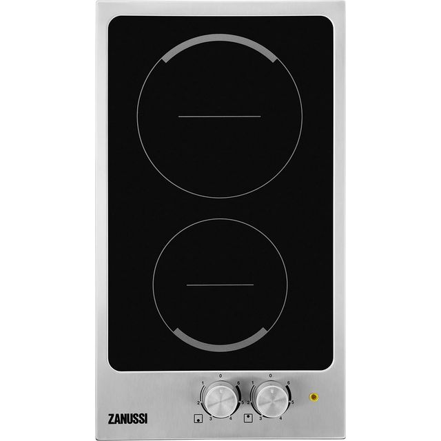Zanussi ZES3921IBS Built In Ceramic Hob - Black - ZES3921IBS_BK - 1