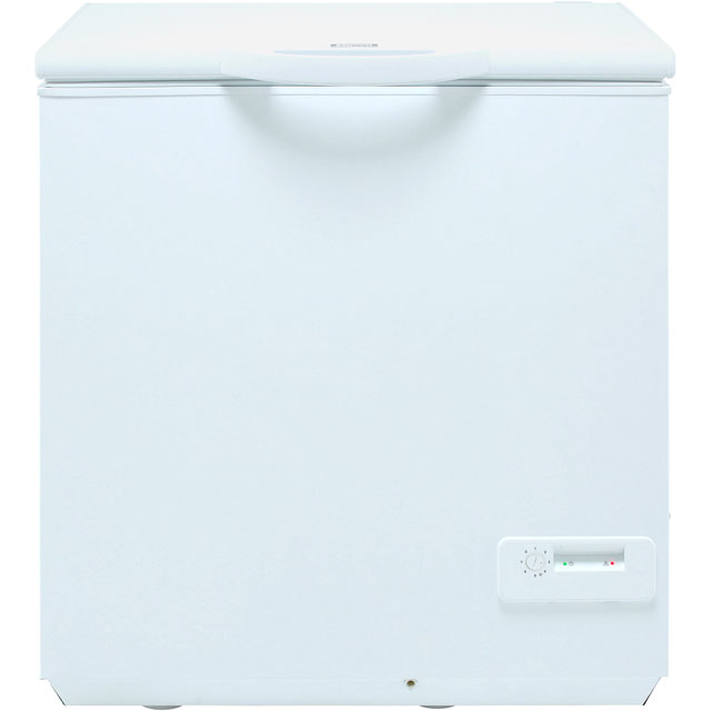 Zanussi ZFC21400WA Chest Freezer - White - A+ Rated - ZFC21400WA_WH - 1