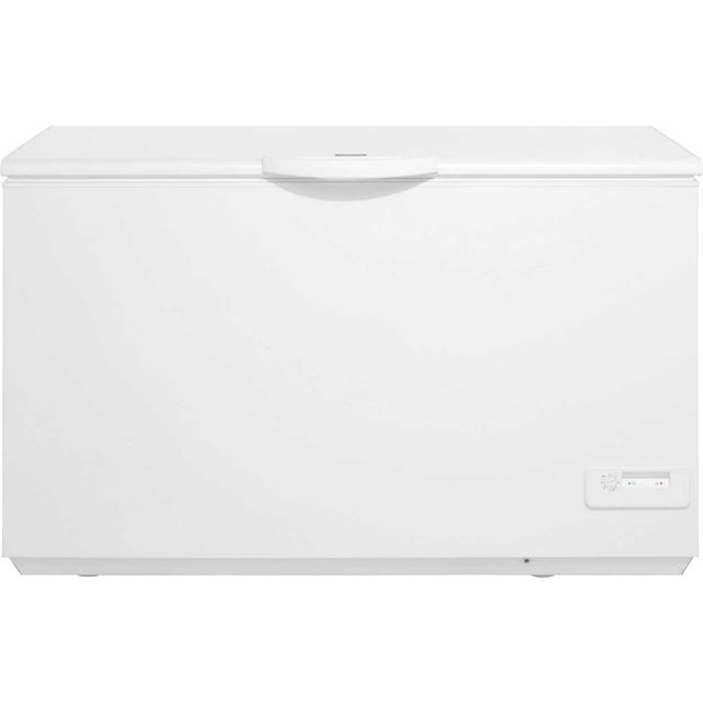 Zanussi ZFC41400WA Chest Freezer - White - A+ Rated - ZFC41400WA_WH - 1