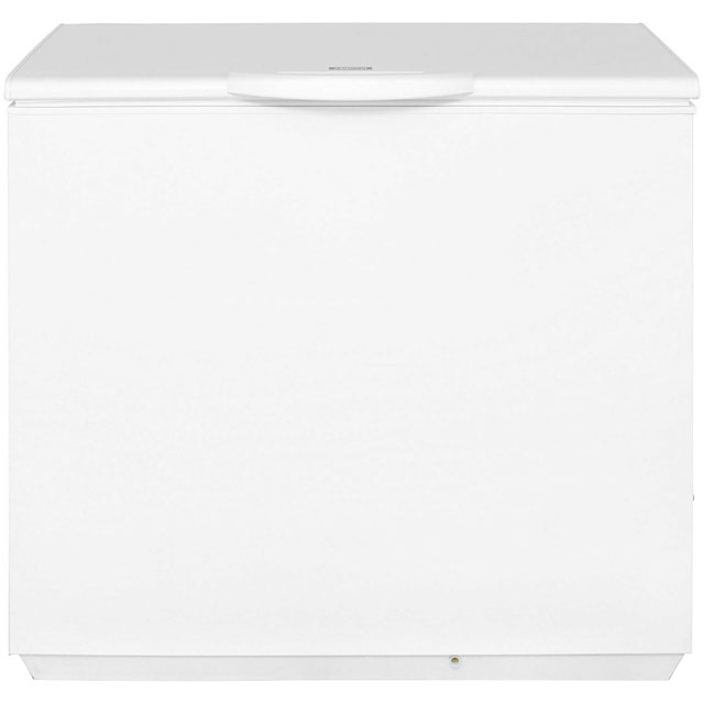 Zanussi ZFC627WAP Chest Freezer - White - A+ Rated - ZFC627WAP_WH - 1