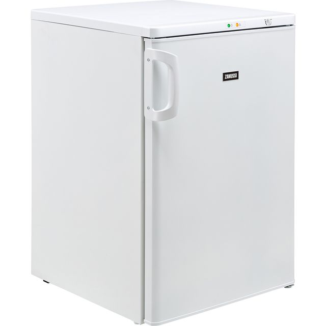 Zanussi ZFT11105WV Under Counter Freezer - White - A+ Rated - ZFT11105WV_WH - 1