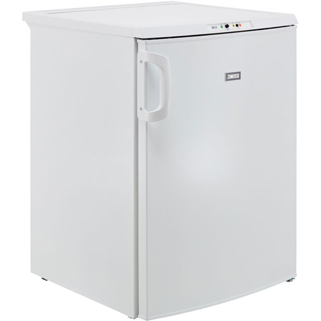 Zanussi ZFT11112WV Under Counter Freezer - White - A++ Rated - ZFT11112WV_WH - 1