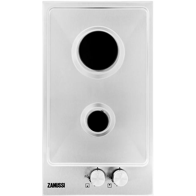 Zanussi ZGG35214XS Built In Gas Hob - Stainless Steel - ZGG35214XS_SS - 5