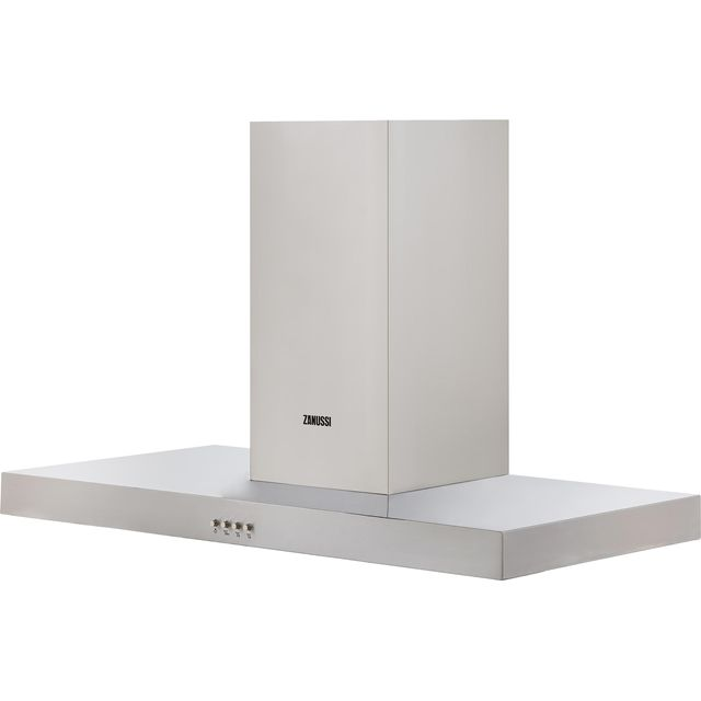 Zanussi ZHB92670XA Built In Chimney Cooker Hood - Stainless Steel - ZHB92670XA_SS - 4