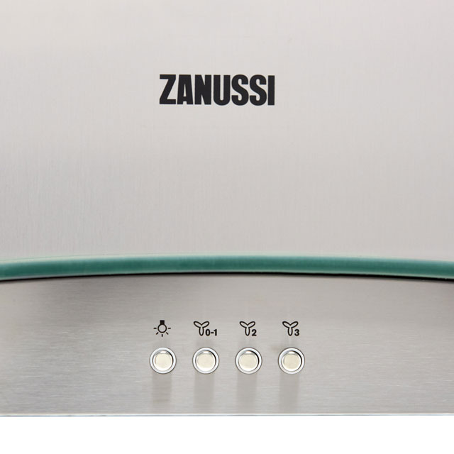 Zanussi ZHC62352X Built In Chimney Cooker Hood - Stainless Steel - ZHC62352X_SS - 3