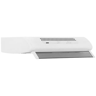 Zanussi Integrated Cooker Hood in White