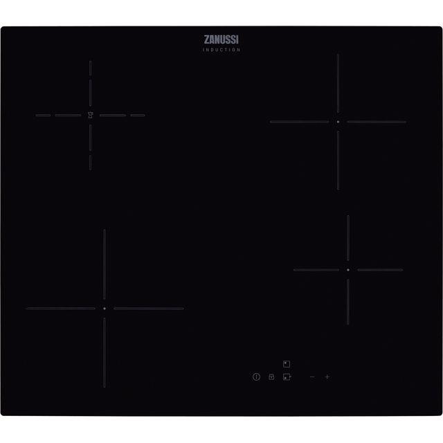 Zanussi ZITN641K 59cm Induction Hob – Black